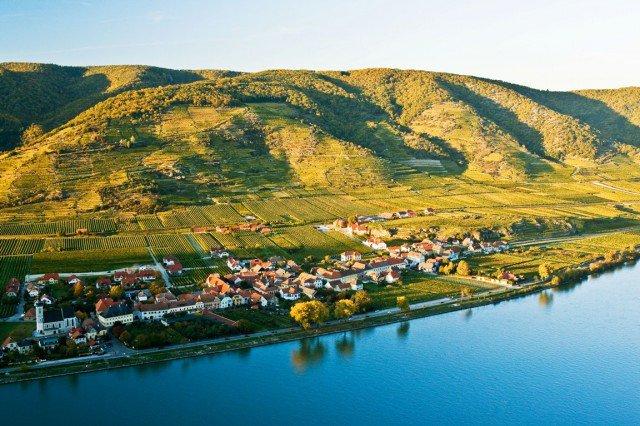 Klasická plavba po Dunaji