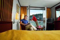 říční plavba all inclusive - kajuta, 5*, loď, ubytování