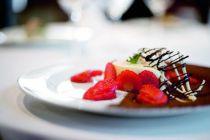 říční plavba all inclusive - gastronomie, dezert