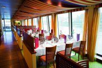 říční plavba all inclusive - restaurace, bufet, jídlo, catering