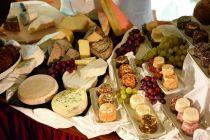 říční plavba all inclusive - gastronomie, sýry