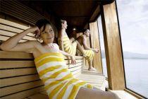 panoramatická sauna 42