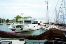 Hoorn, loď, přístav, okružní plavba