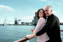 Rotterdam, loď, plavba na lodi