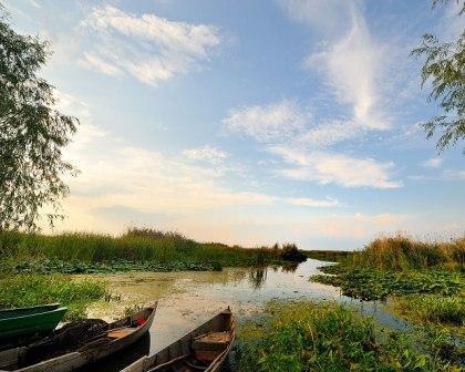 Říční plavba k dunajské deltě III.
