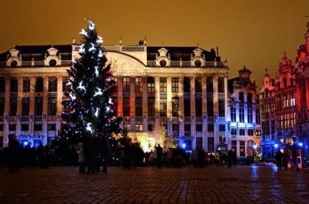 Vánoce na Dunaji