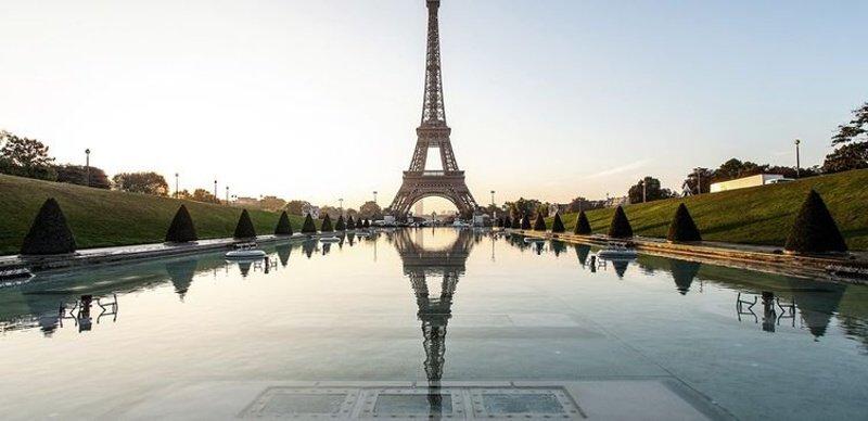 Setkání nejen s Paříží na Seině