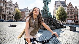 Společné výlety na kolech