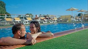 Koupání a bazény - Plavecký bazén