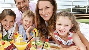 Odpočinek a relaxace - Vhodné i pro rodiny s dětmi