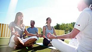Aktivity - Relaxace a meditace