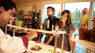 Restaurace a bufety - Vnitřní bufet