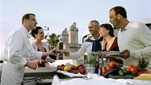 Restaurace a bufety - Venkovní bufet